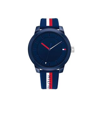 Tommy Hilfiger Tommy Hilfiger TH1791746 Horloge - Blauw 44mm