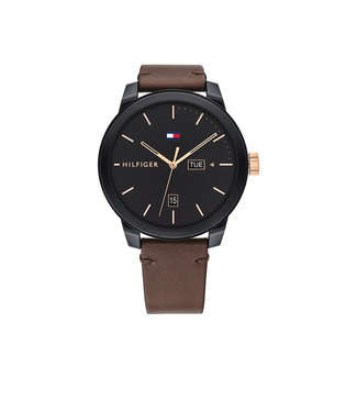 Tommy Hilfiger Tommy Hilfiger TH1791748 Horloge - Zwart 44mm