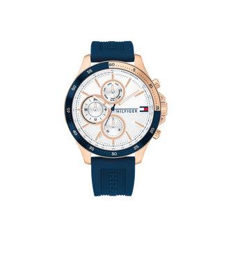 Tommy Hilfiger Tommy Hilfiger TH1791778 Horloge - Rosékleurig 46mm
