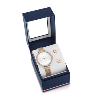 Tommy Hilfiger Tommy Hilfiger TH2770055 Watch - Rose-coloured 38mm