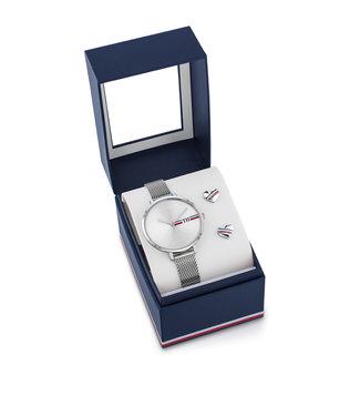 Tommy Hilfiger Tommy Hilfiger TH2770056 Horloge - Zilverkleurig 38mm