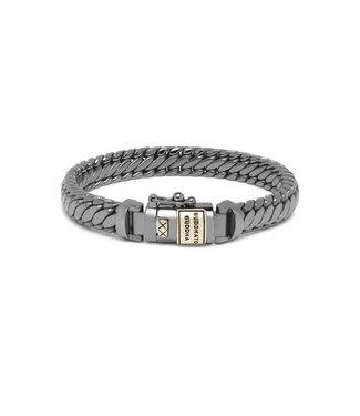 Buddha to Buddha Ben XS Bracelet Black Rhodium Shine Gold 14kt