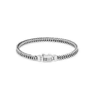 Buddha to Buddha Esther Mini Bracelet Silver