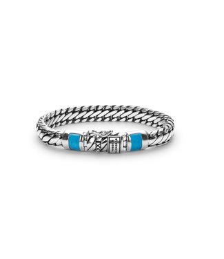 Buddha to Buddha Ben XS Stone Bracelet Turquoise
