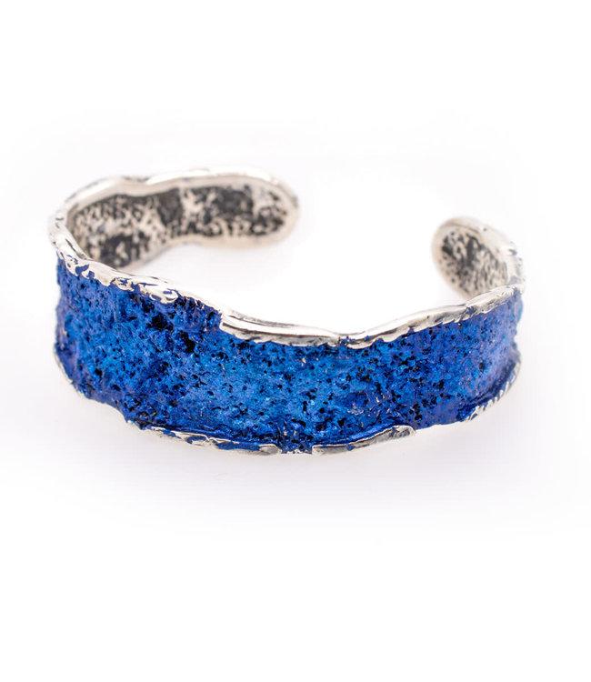 Arior Barcelona Blau Elèctric intenzza Armband Medium