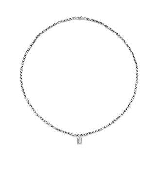 Buddha to Buddha George XS Necklace Silver