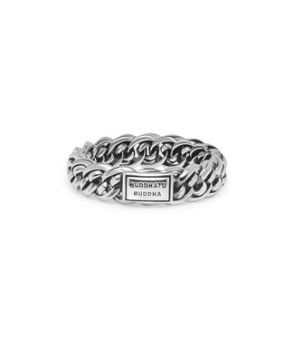 Buddha to Buddha Nathalie XS Ring Silver