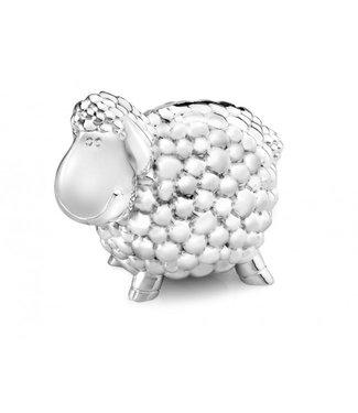 Zilverstad Zilverstad Money box Sheep - Silver plated