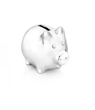 Zilverstad Zilverstad Piggybank Pig - Silver plated
