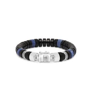 Buddha to Buddha Spirit Bead Onyx Sodalite Bracelet