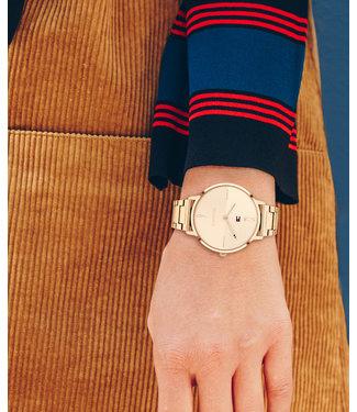 Tommy Hilfiger Tommy Hilfiger TH1782337 Dames Horloge 40mm