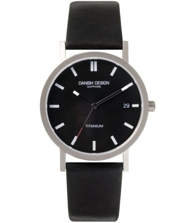 Danish Design Watch Iq13Q323 Titanium Sapphire.