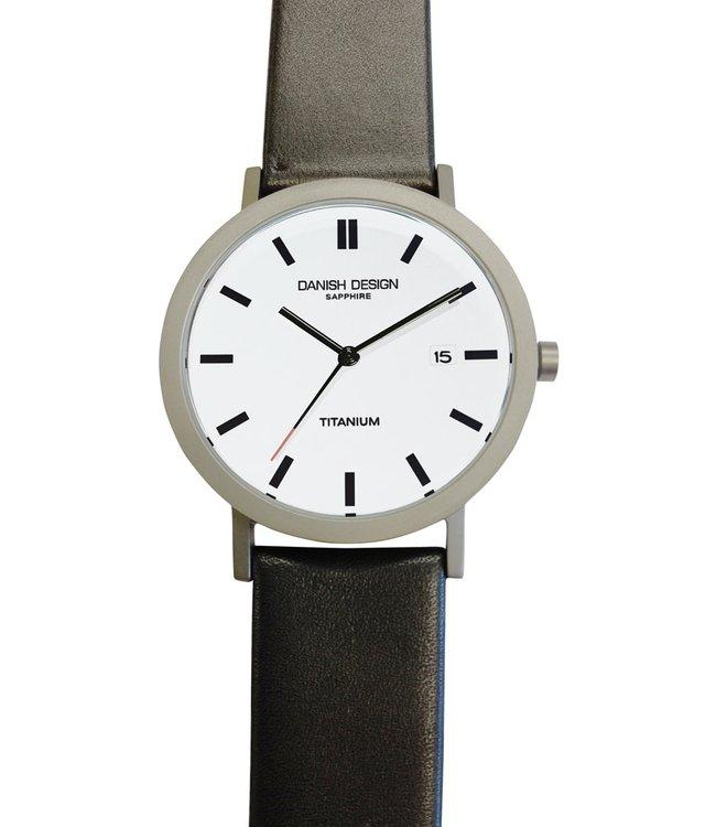 Danish Design Watch Iq13Q672 Titanium Sapphire.