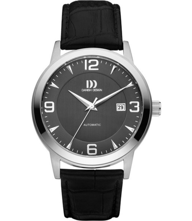 Danish Design Watch Iq14Q1083 Automatic Stainless Steel Sapphire.