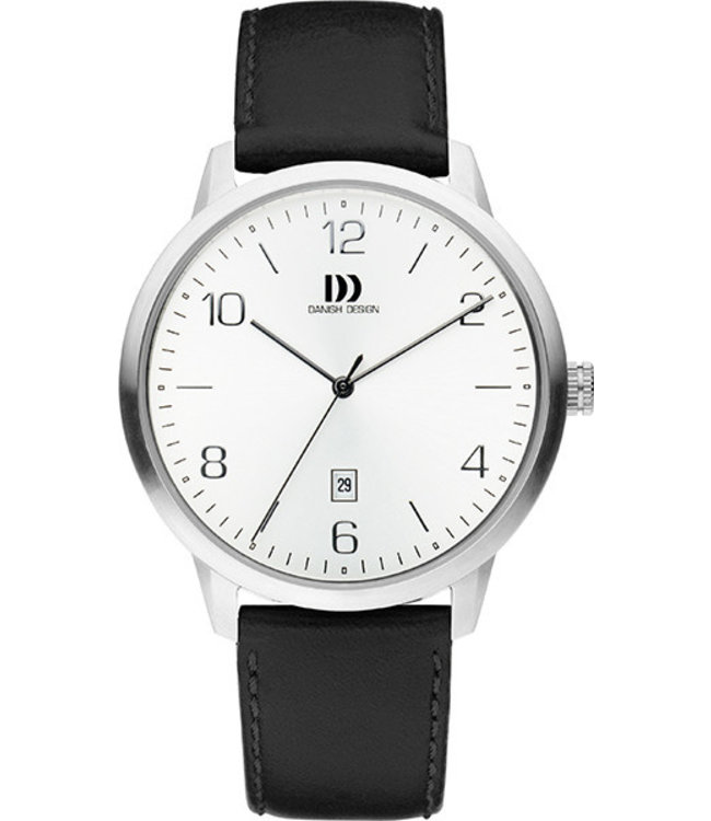 Danish Design Watch Iq12Q1184 Stainless Steel Designed By Tirtsah.