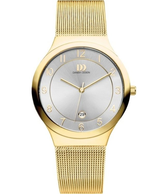 Danish Design Watch Iq05Q1072 Stainless Steel Sapphire.