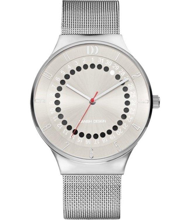 Danish Design Watch Date 360 Iq64Q1050 Stainless Steel.
