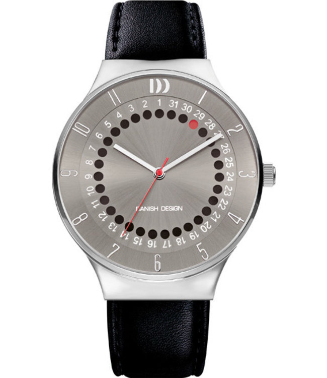Danish Design Watch Date 360 Iq14Q1050 Stainless Steel.