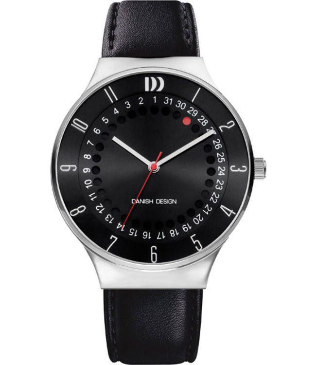 Danish Design Watch Date 360 Iq13Q1050 Stainless Steel.