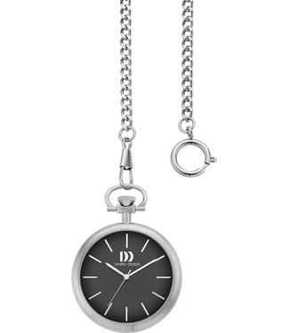 Danish Design Danish Design Pocket Watch Iq13Q1134 Stainless Steel.