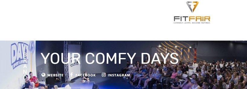 FitFair en Your Comfy Days