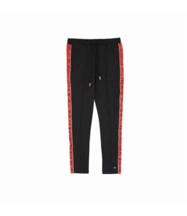 Sixth June Black red joggingbroek dames