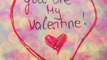 Your my Valentine!