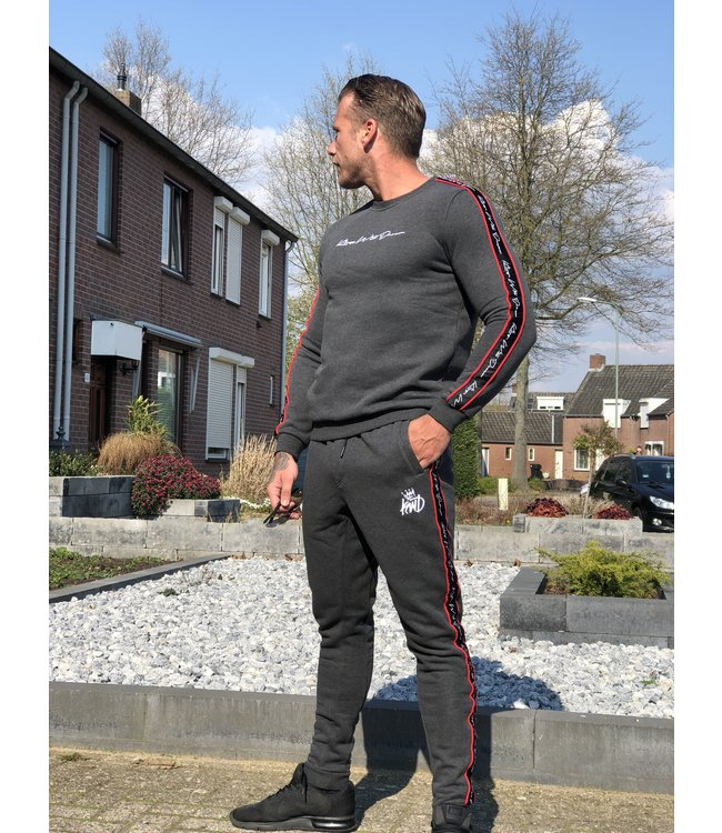 Kings will Dream Joggingbroek antraciet