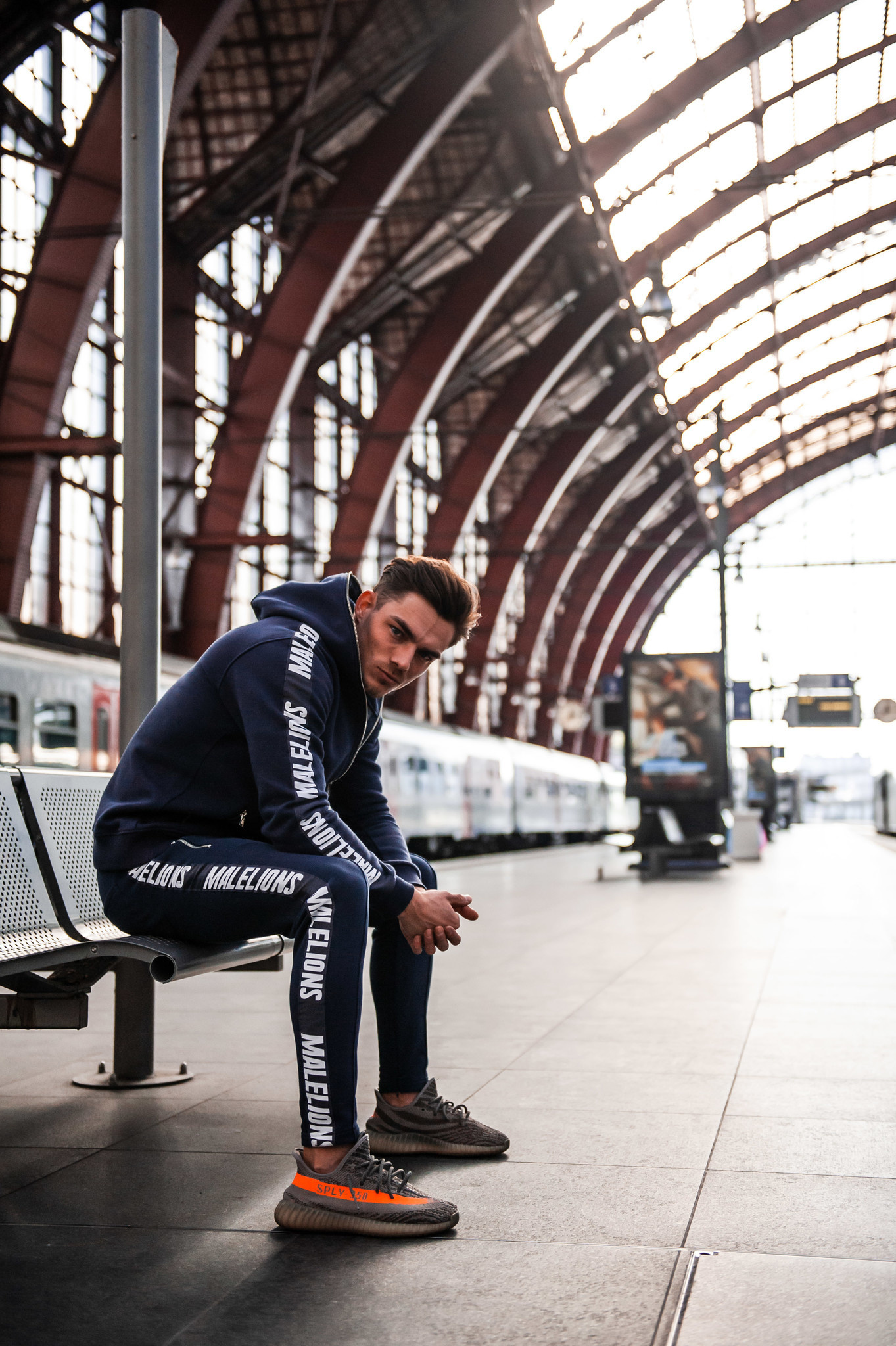 Malelions tracksuit