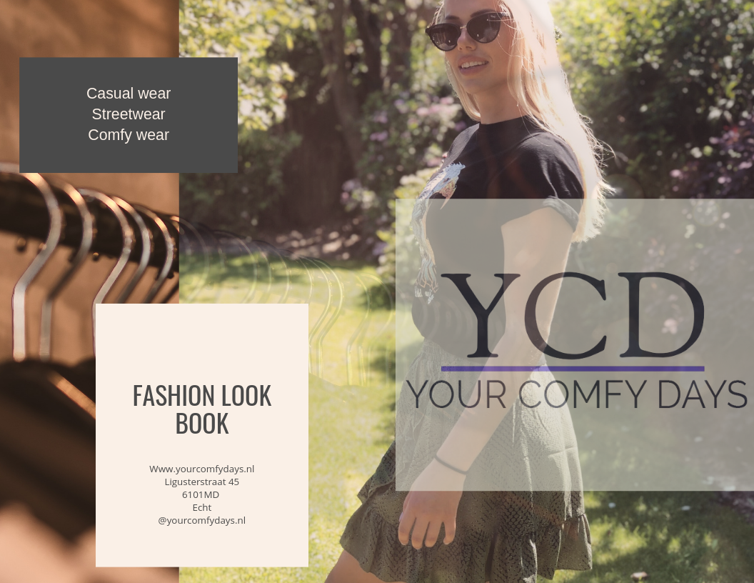 fashion look book