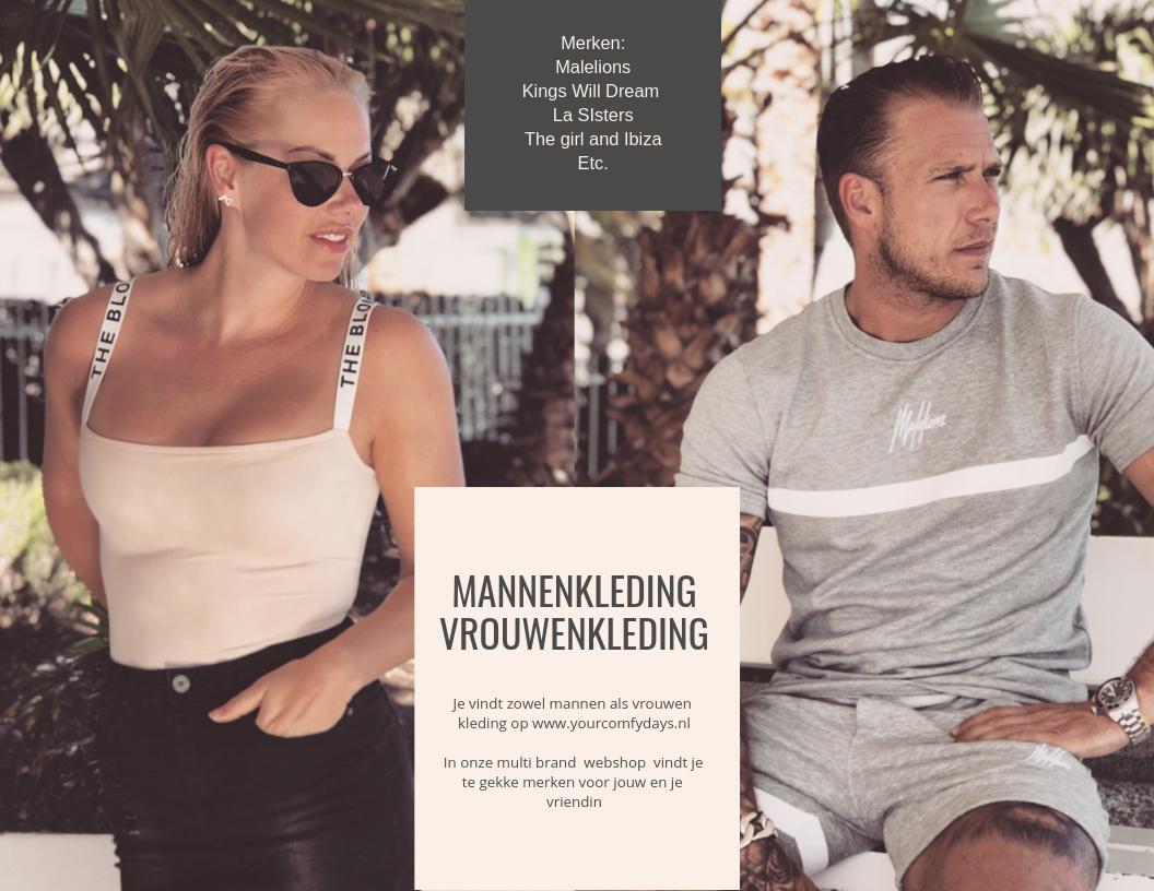 mannen en vrouwen kleding webshop