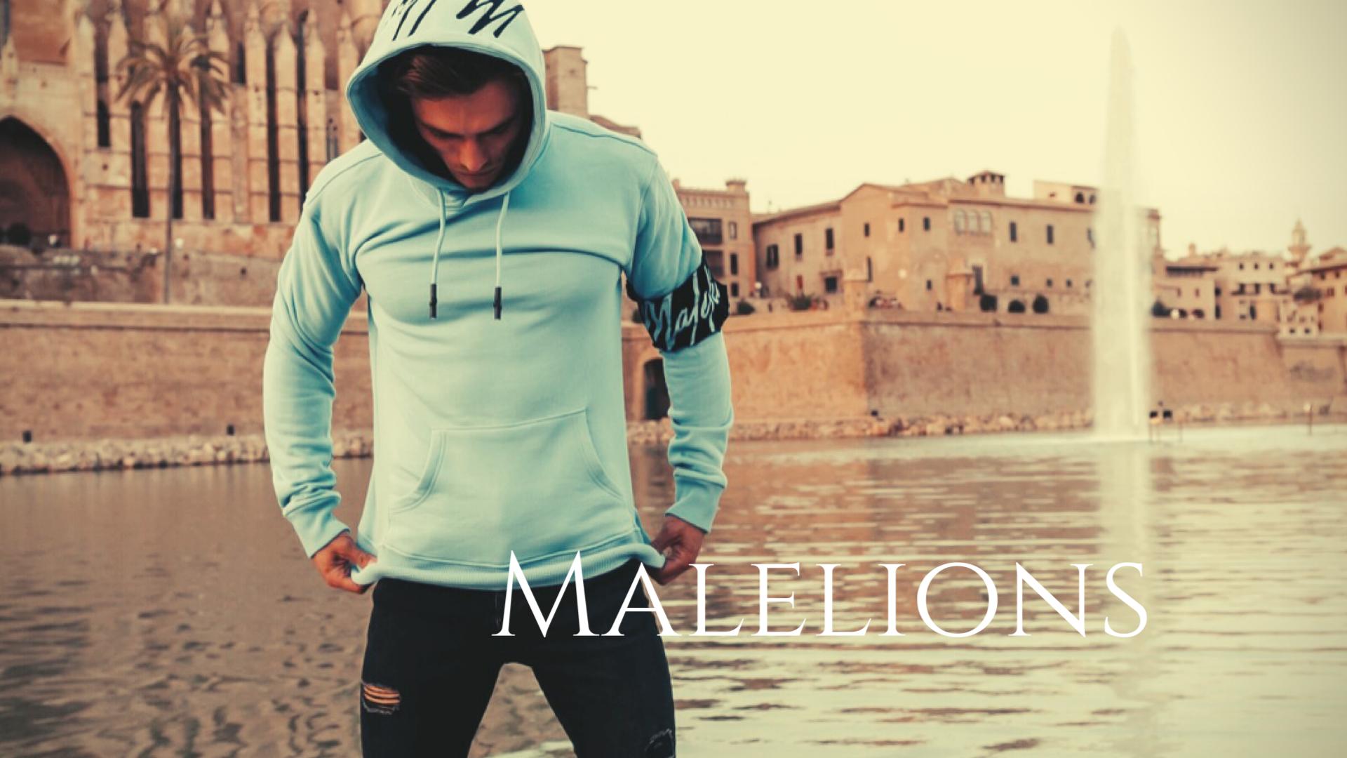 malelions captain hoodie