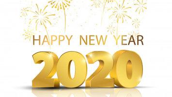 Fijne feestdagen en gelukkig 2020