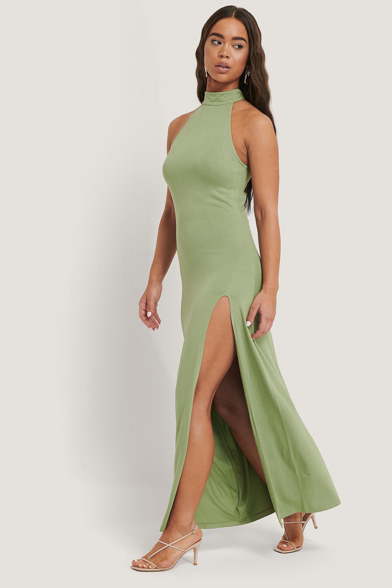 na-kd maxi dress