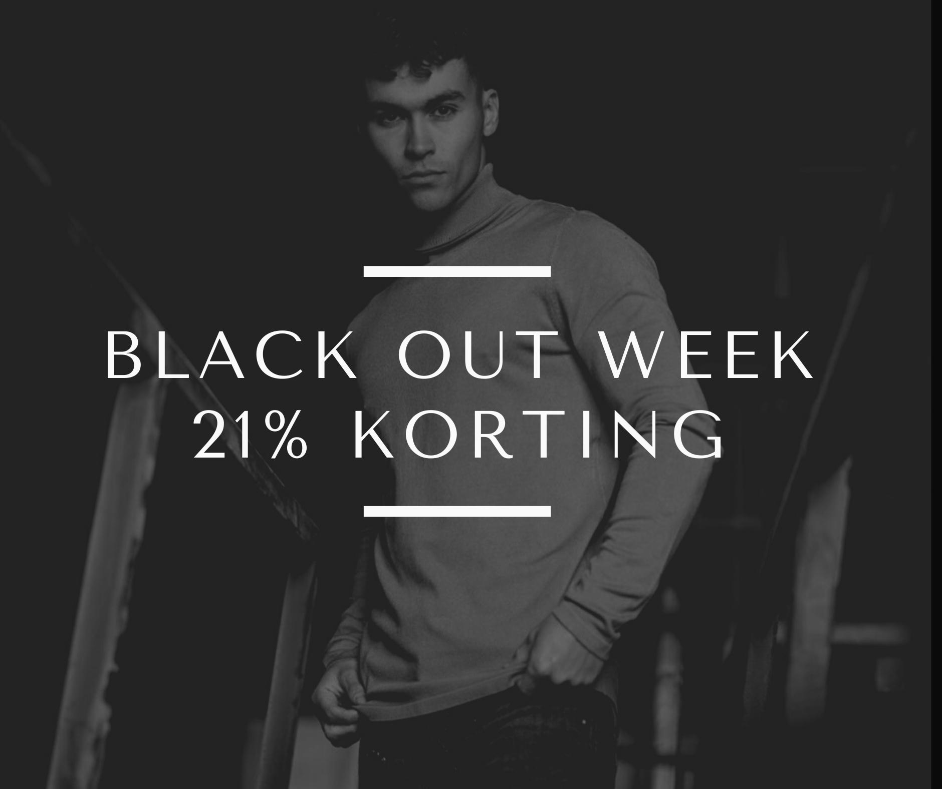 Black out week