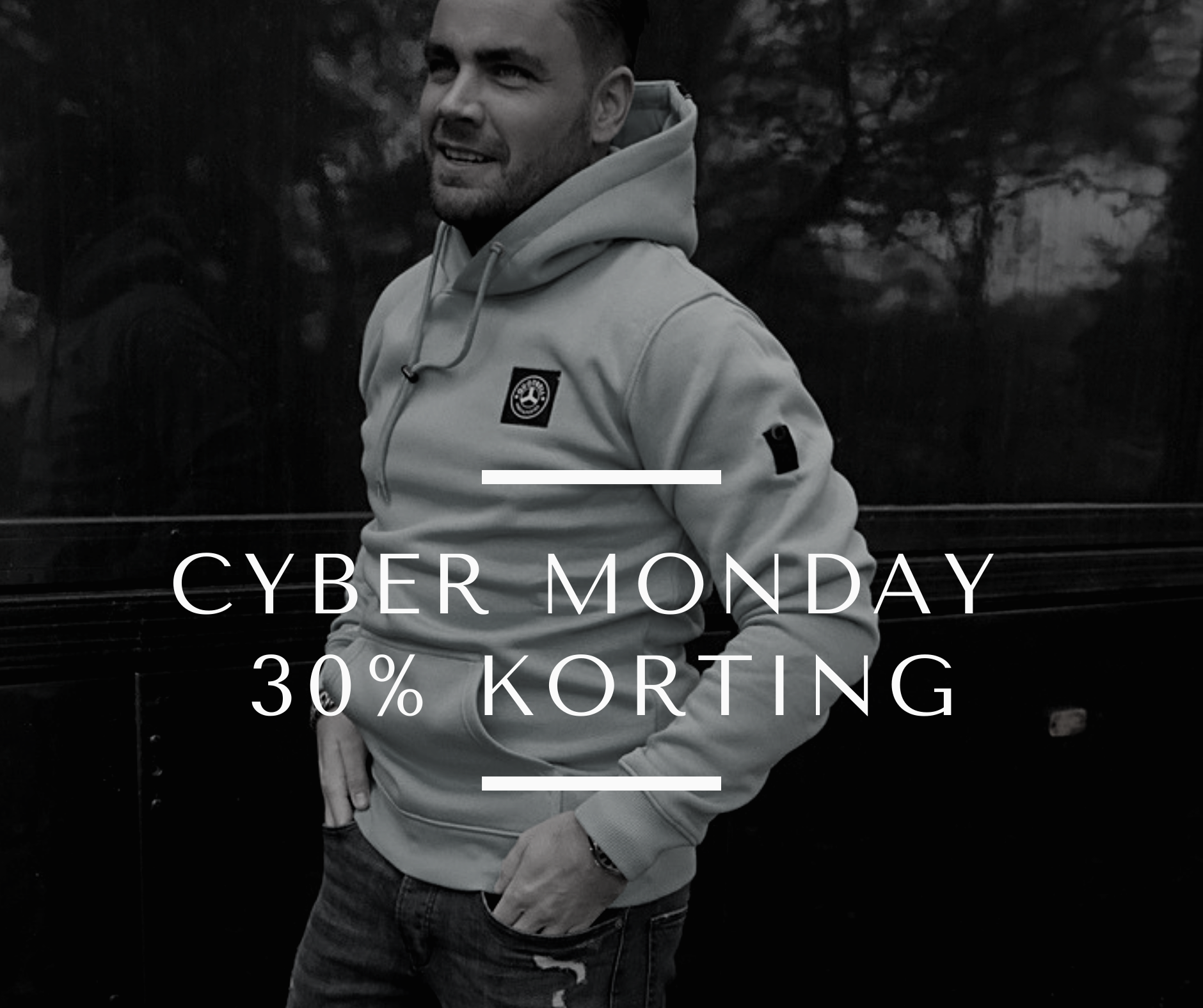 Cyber Monday | 30% korting
