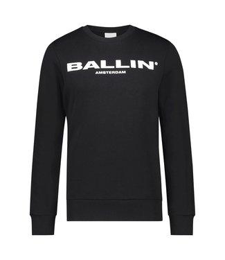 Ballin crewneck zwart
