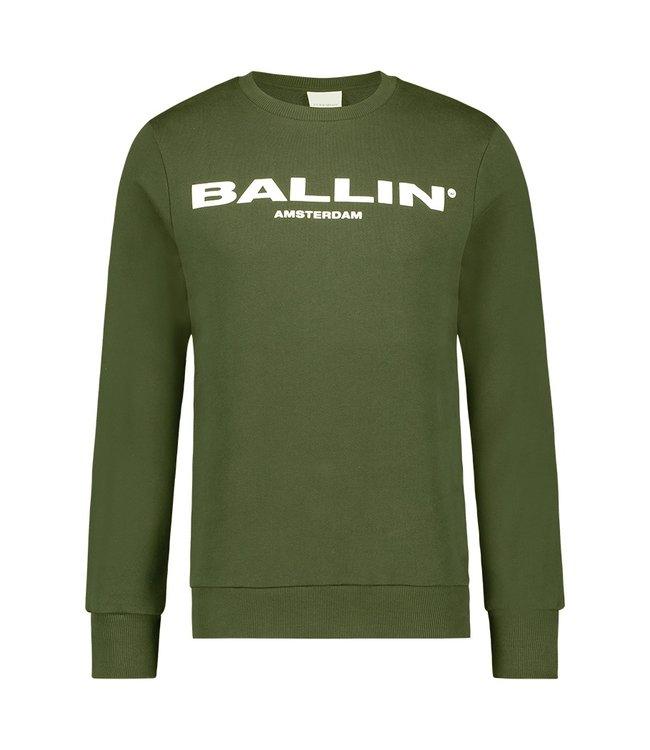 Ballin crewneck groen