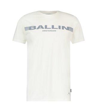 Ballin t-shirt print stripe