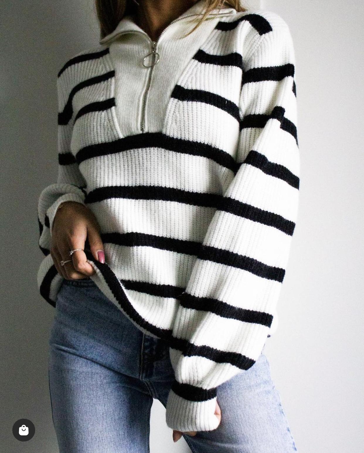 korting op zipper sweaters