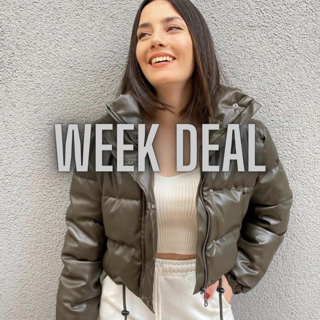 Laatste Week deal   30% korting en meer