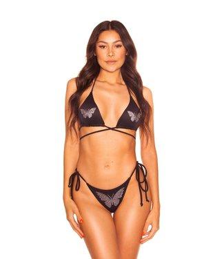 LA Sisters Butterfly bikini