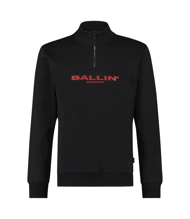 Ballin Half zip sweater