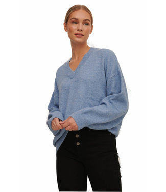 Na-Kd V-neck knit