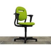 Ahrend Ahrend 220 Bureaustoel Lime Groen | Nieuw gestoffeerd