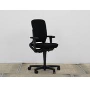 Ahrend Ahrend 230 Bureaustoel Zwart | Gebruikte Stof