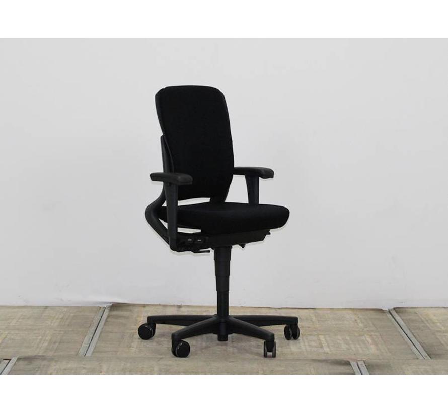 Bureaustoel 30 Euro.Ahrend 230 Bureaustoel Zwart 163 35 Lamers Kantoormeubelen
