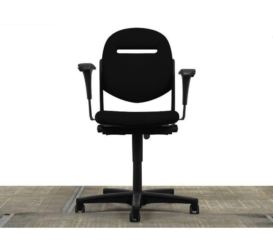 Ahrend 220 Bureaustoel Zwart | Gebruikt
