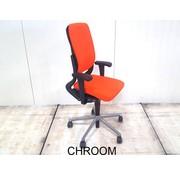 Ahrend Ahrend 230 Bureaustoel Oranje | Nieuw Gestoffeerd