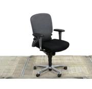 Haworth Haworth Comforto 77 Bureaustoel Zwart | Tempur zitting